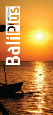 BALI PLUS Magazine Cover May 2017