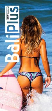 BALI PLUS Magazine Cover July 2017