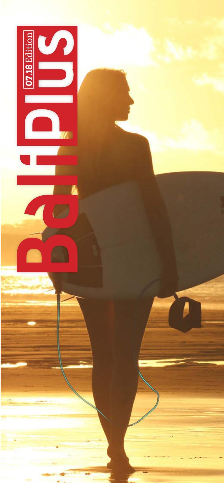BALI PLUS Digital Magazine July 2018