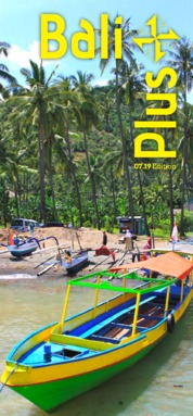 BALI PLUS Magazine Cover July 2019