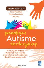 Cover panduan Autisme terlengkap oleh