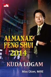 Almanak Feng Shui 2014 by Mas Dian, MRE Cover