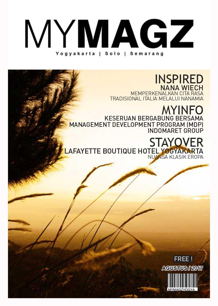 Majalah Digital mymagz Agustus 2017