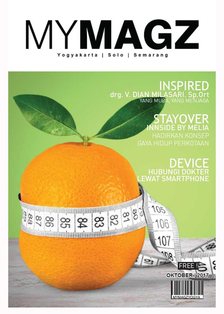 Majalah Digital mymagz Oktober 2017
