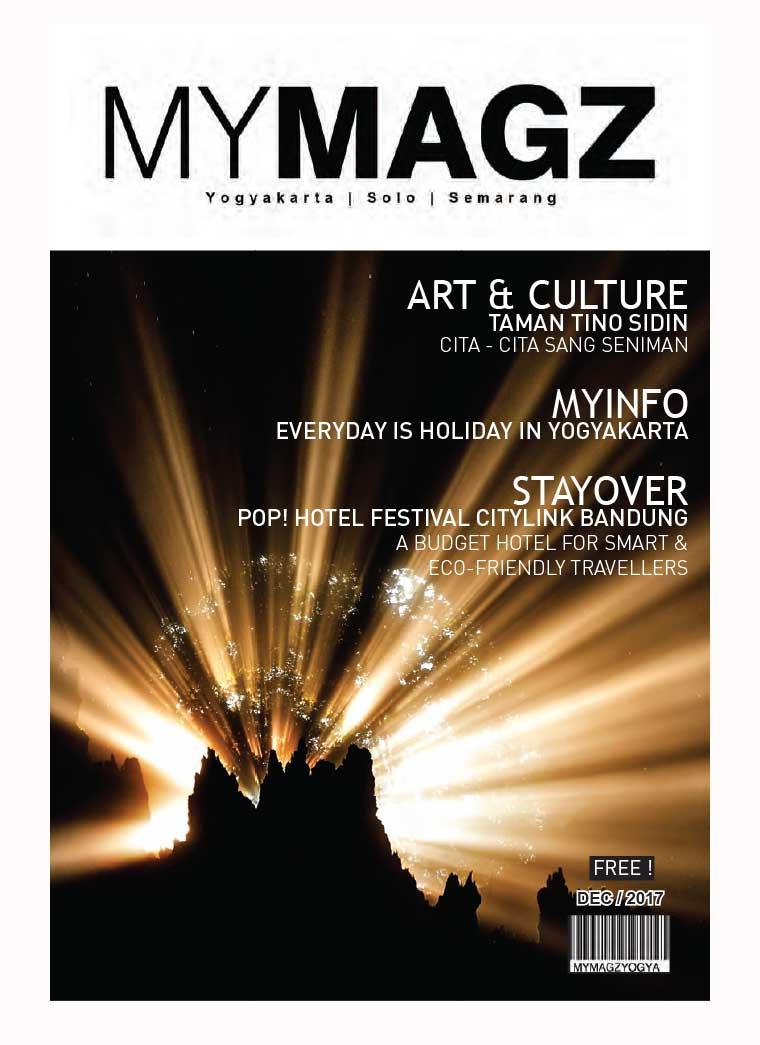 Mymagz Digital Magazine December 2017