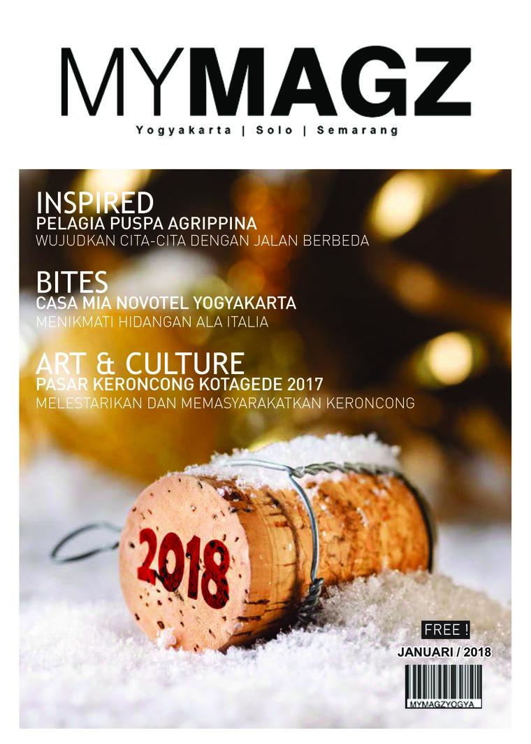 Majalah Digital mymagz Januari 2018