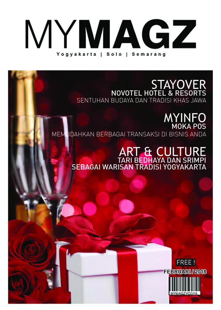 Majalah Digital mymagz Februari 2018