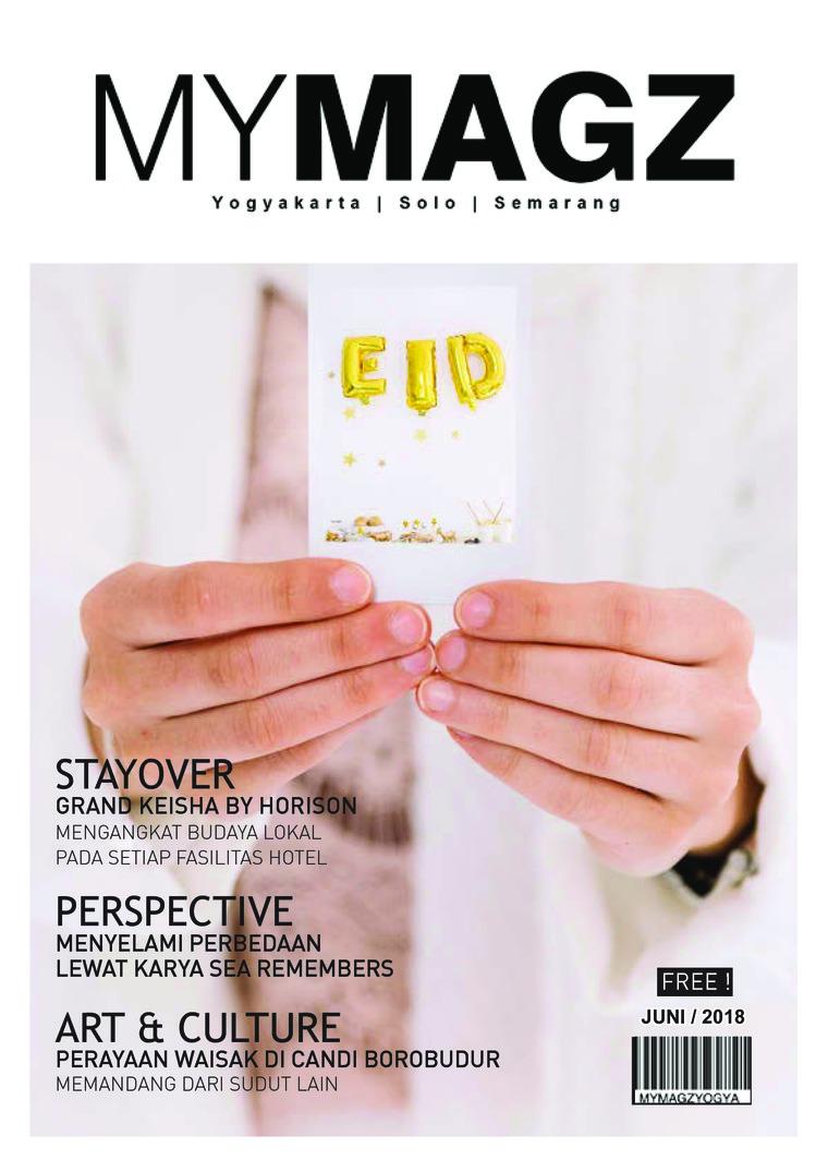 Majalah Digital mymagz Juni 2018