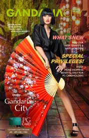 My gandaria city Magazine Cover January–April 2018