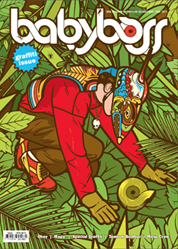 Babyboss Magazine Cover March–May 2011