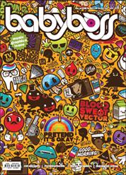 Babyboss Magazine Cover September–November 2011