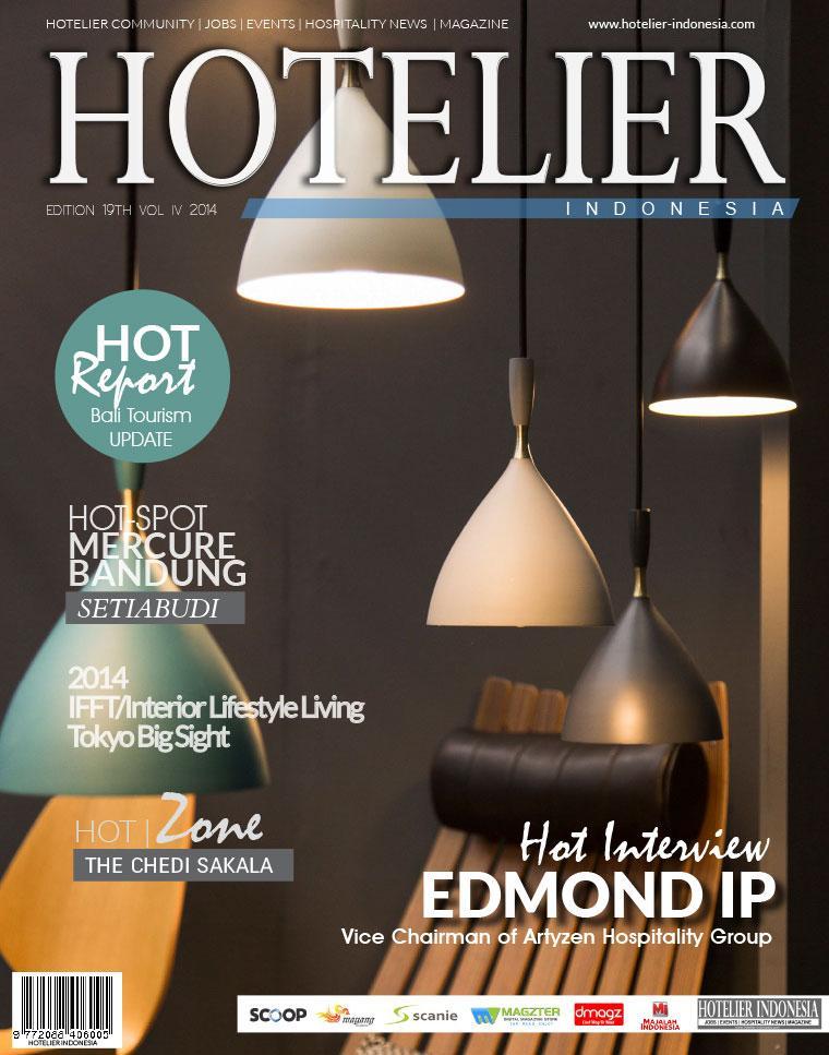 Majalah Digital HOTELIER INDONESIA ED 19 2014