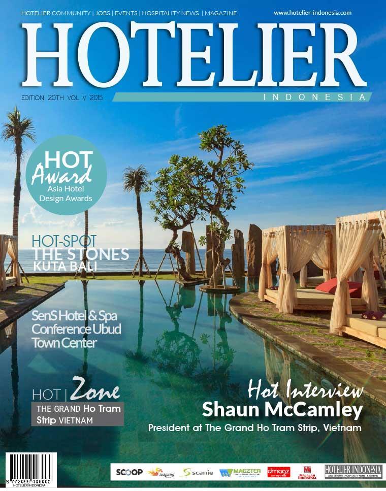 Majalah Digital HOTELIER INDONESIA ED 20 2015