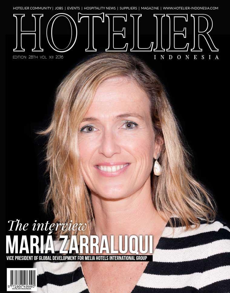 Majalah Digital HOTELIER INDONESIA ED 28 Desember 2016