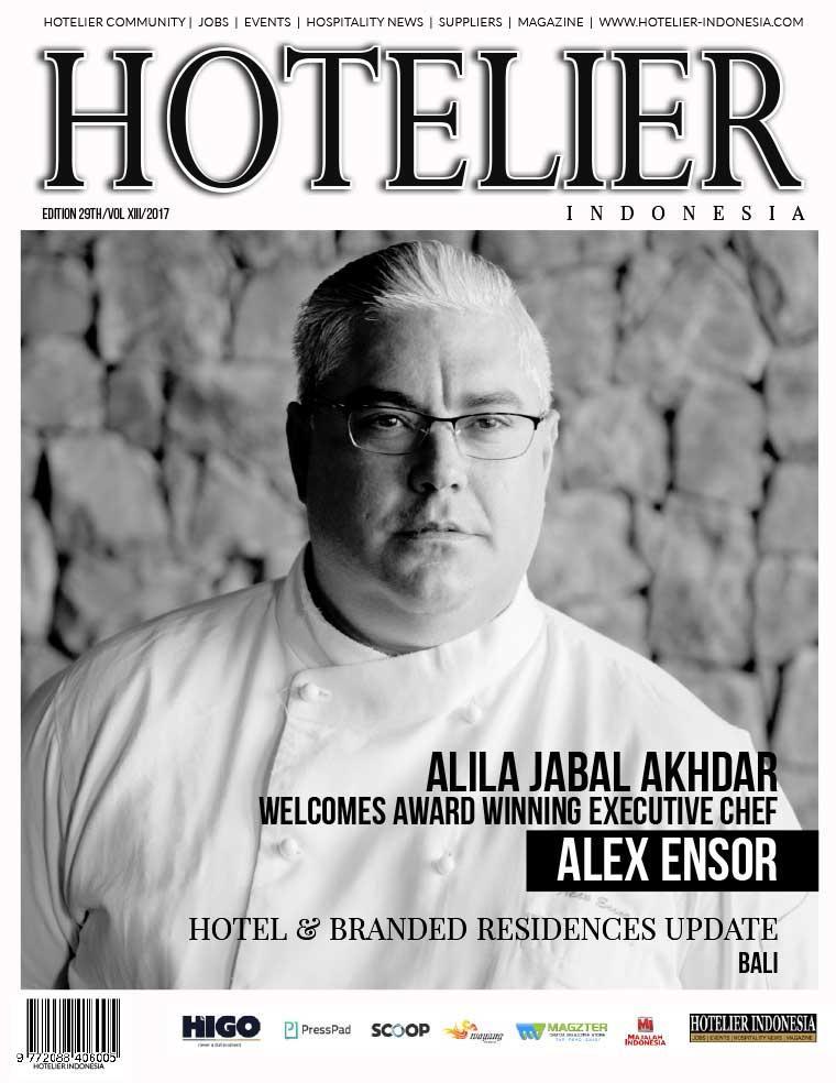 Majalah Digital HOTELIER INDONESIA ED 29 Mei 2017