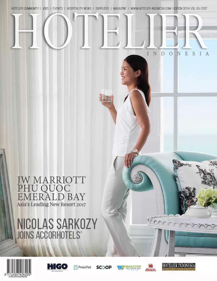 Majalah Digital HOTELIER INDONESIA ED 30 Juni 2017