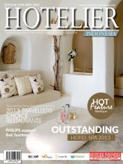 Cover Majalah HOTELIER INDONESIA