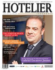 Cover Majalah HOTELIER INDONESIA ED 24 Februari 2016