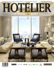 Cover Majalah HOTELIER INDONESIA ED 25 April 2016