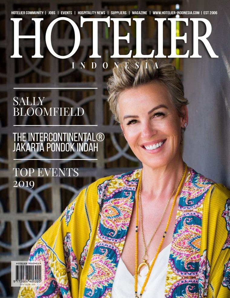 Majalah Digital HOTELIER INDONESIA ED 39 Mei 2019