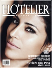 Cover Majalah HOTELIER INDONESIA ED 37 November 2018