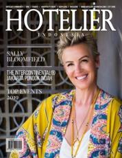 Cover Majalah HOTELIER INDONESIA ED 39 Mei 2019