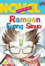 Cover Ramuan Eyang Sinyo oleh Ali Muakhir