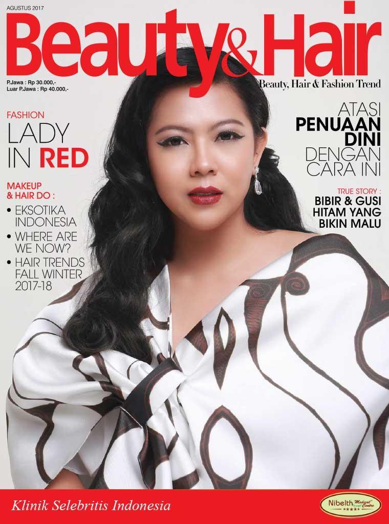 Majalah Digital BeautyandHair Agustus 2017