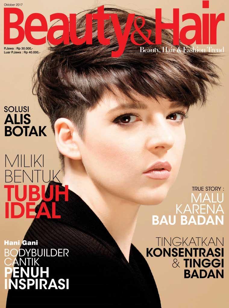 Majalah Digital BeautyandHair Oktober 2017