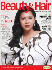 BeautyandHair Magazine Cover August 2017