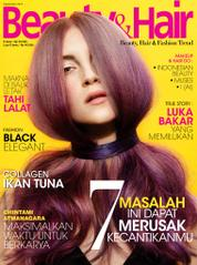 BeautyandHair Magazine Cover September 2017
