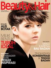 BeautyandHair Magazine Cover October 2017