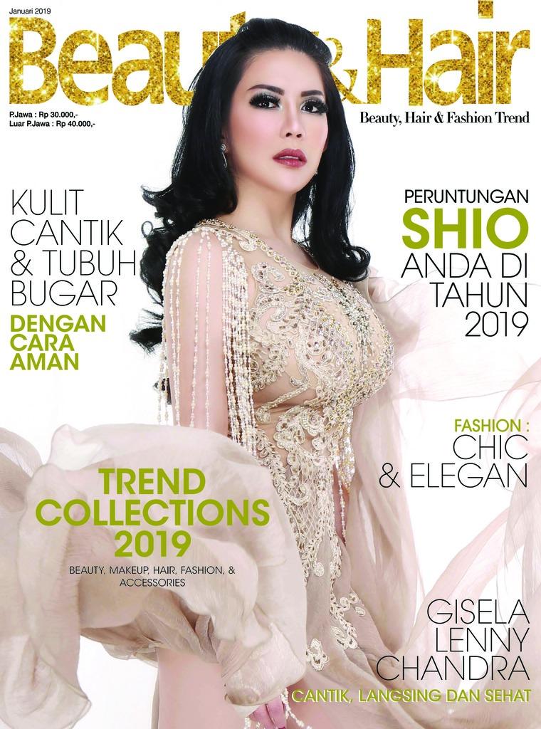 BeautyandHair Digital Magazine January 2019