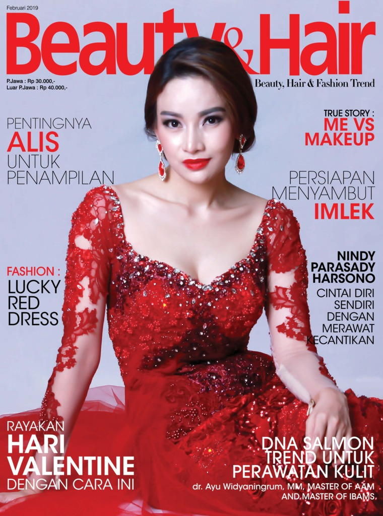 BeautyandHair Digital Magazine February 2019