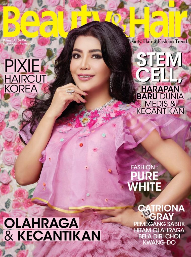 Majalah Digital BeautyandHair Juni 2019