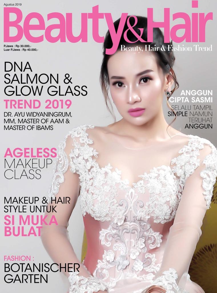 Majalah Digital BeautyandHair Agustus 2019