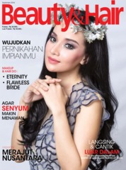 Cover Majalah BeautyandHair September 2018