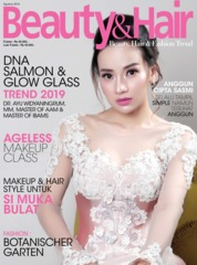 BeautyandHair Magazine Cover August 2019