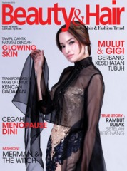 Cover Majalah BeautyandHair September 2019