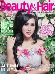 BeautyandHair Magazine Cover October 2019
