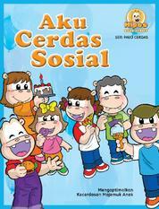 Cover Aku Cerdas Sosial oleh Reny Novita