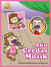 Cover Aku Cerdas Musik oleh Reny Novita