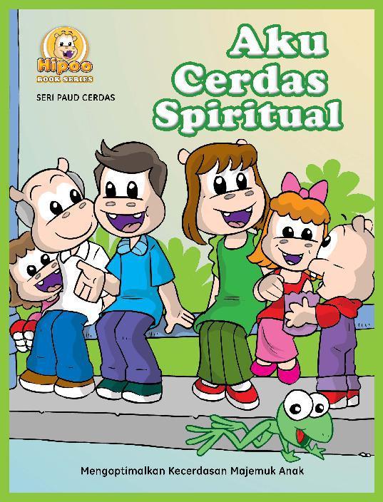 Aku Cerdas Spiritual by Reny Novita Digital Book