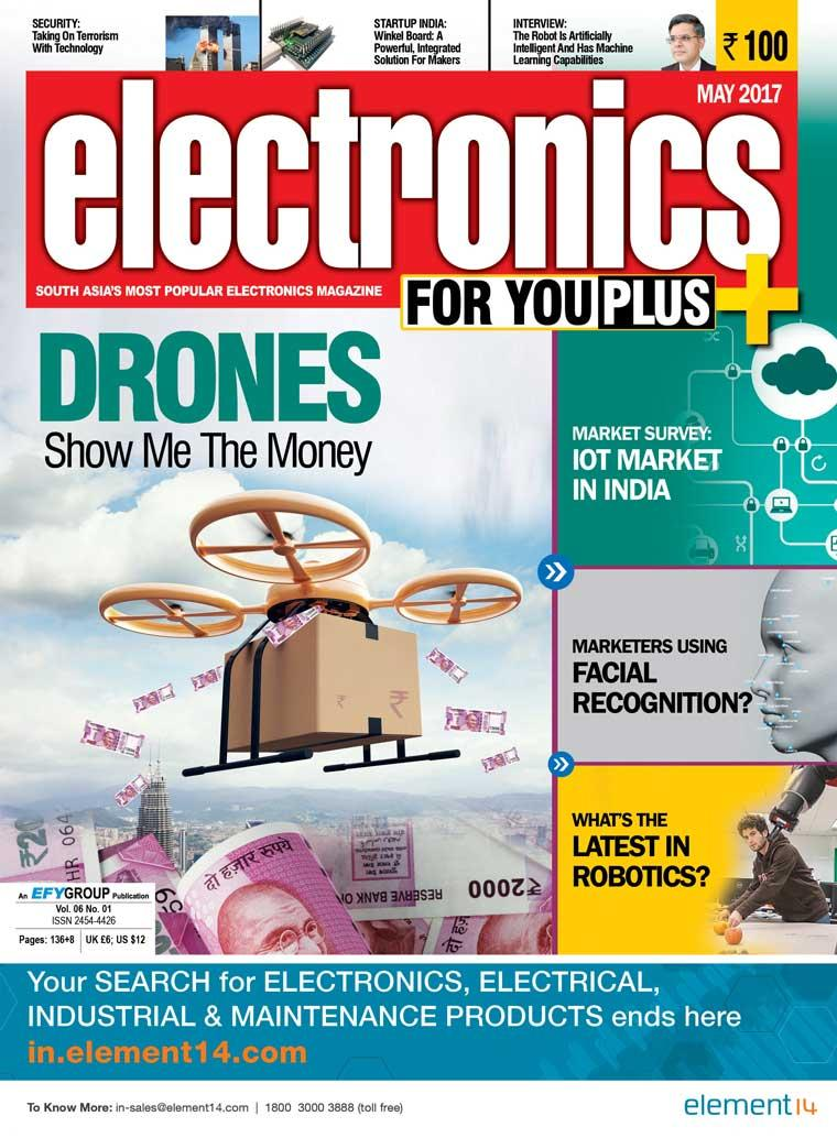 Electronics FOR YOU Digital Magazine May 2017