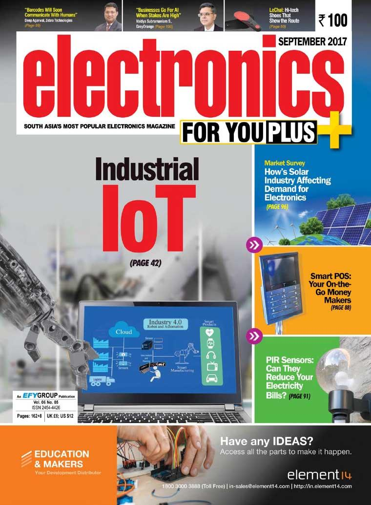 Majalah Digital electronics FOR YOU September 2017