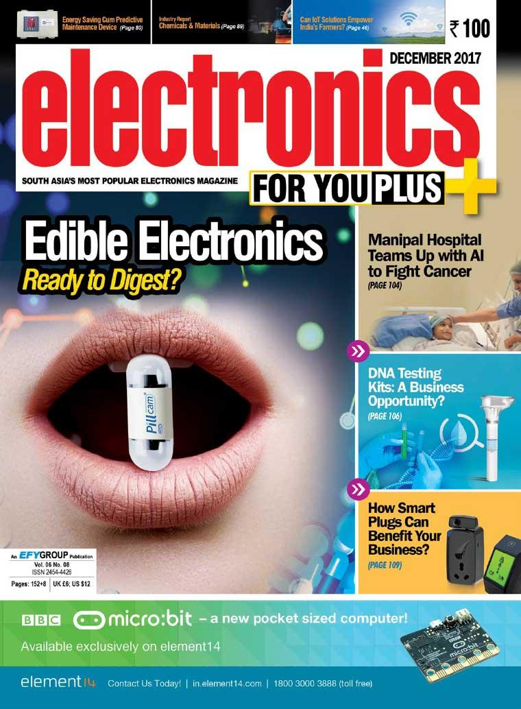 Majalah Digital electronics FOR YOU Desember 2017
