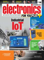 Cover Majalah electronics FOR YOU September 2017