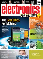 Cover Majalah electronics FOR YOU Oktober 2017