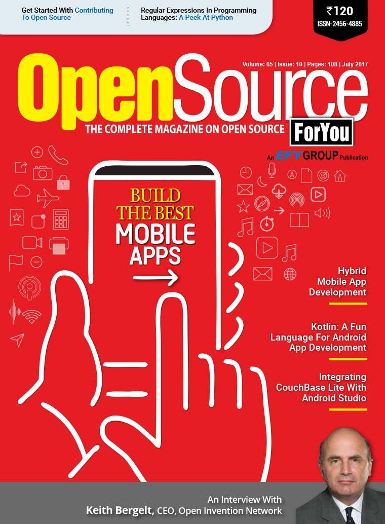Majalah Digital Open Source FOR YOU Juli 2017