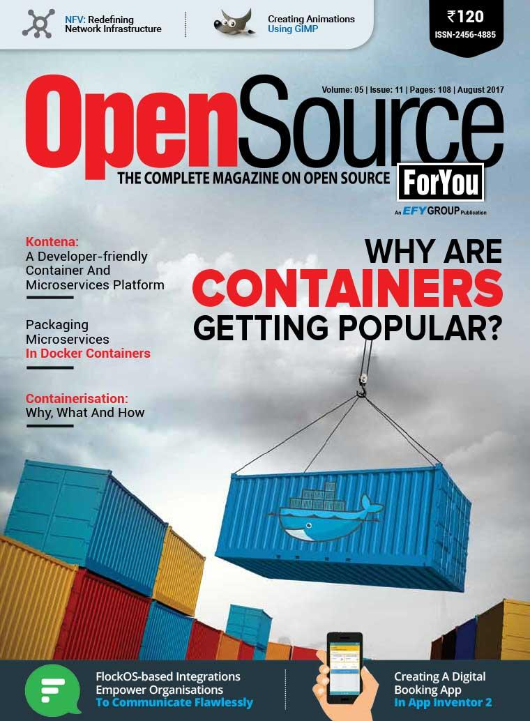 Majalah Digital Open Source FOR YOU Agustus 2017